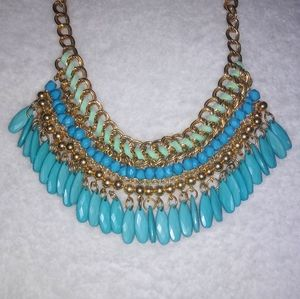 💙 Forever 21 Bead Necklace